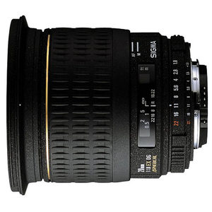 Sigma-20mm-F1.8-EX-DG-Aspherical-RF-Sony-Alpha lens