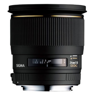Sigma-24mm-F1.8-EX-DG-Aspherical-Macro-Four-Thirds lens
