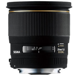 Sigma-28mm-F1.8-EX-DG-Aspherical-Macro-Sony-Alpha lens