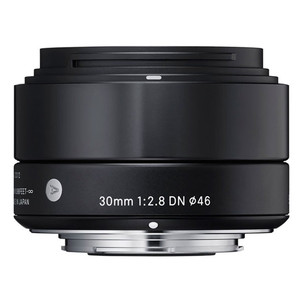 Sigma-30mm-F2.8-DN-Micro-Four-Thirds lens
