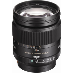 Sony-135mm-F2.8-T4.5-STF lens