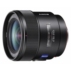 Sony-24mm-F2-SSM-Carl-Zeiss-Distagon-T lens
