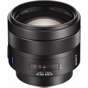 Sony-85mm-F1.4-ZA-Carl-Zeiss-Planar-T lens