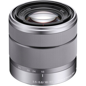 Sony-E-18-55mm-F3.5-5.6-OSS lens
