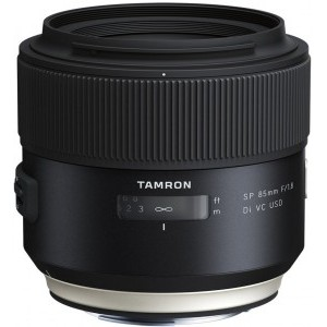 Tamron-SP-85mm-F1.8-Di-VC-USD--Sony-Alpha lens