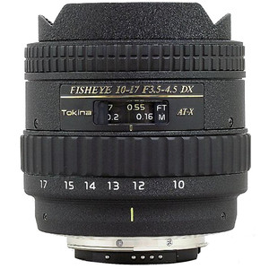 Tokina-AT-X-10-17mm-f3.5-4.5-DX-Fish-eye-Canon-EF lens