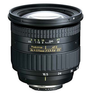 Tokina-AT-X-16.5-135mm-f3.5-5.6-DX-Canon-EF lens