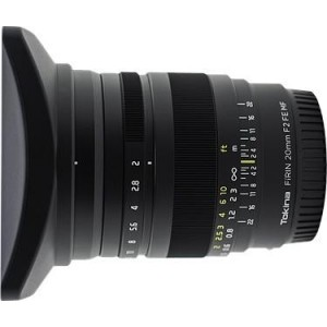 Tokina-Firin-20mm-F2-FE-MF-Sony-E lens